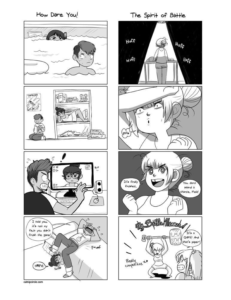 Mini comic 12