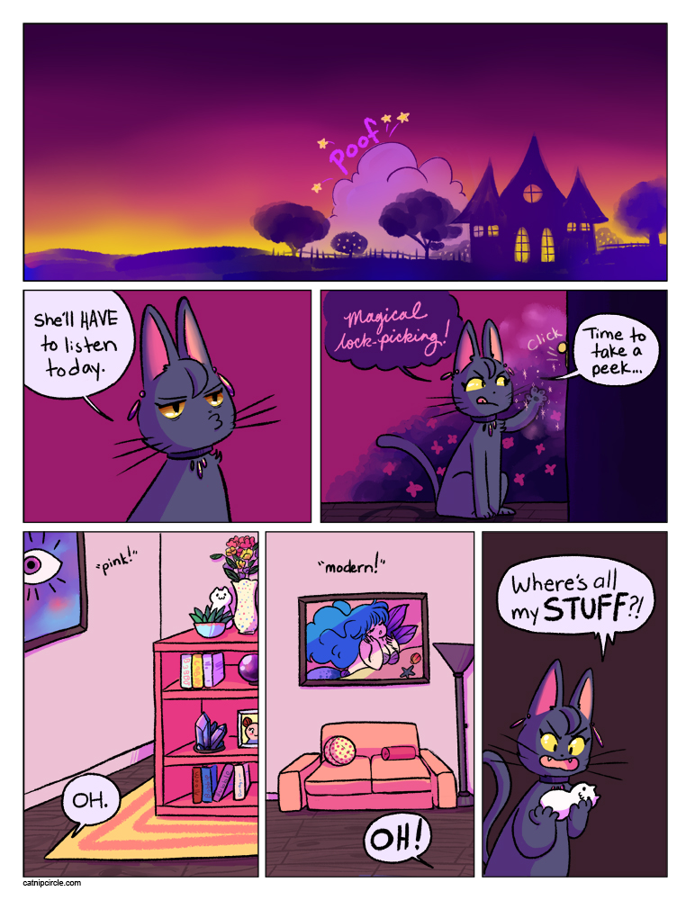 Story 17, page 1