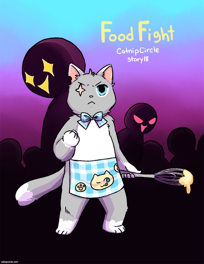 Story 18 – Food Fight
