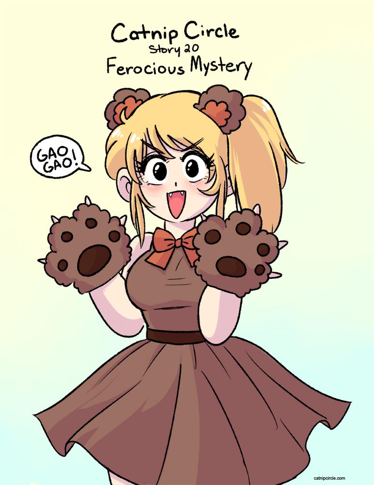Story 20: Ferocious Mystery
