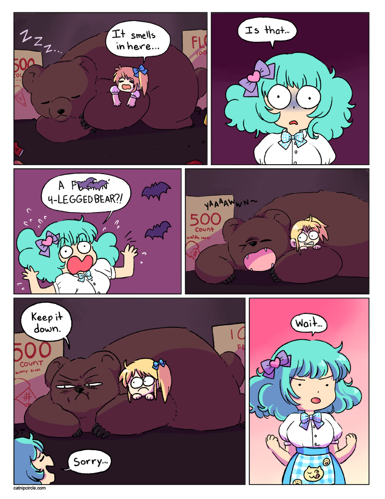 Story 20, page 19